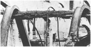 case in legno resistenza al fuoco incendio